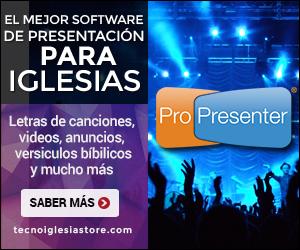 Pro Presenter 6