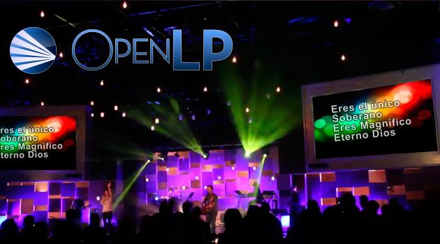 Open Lp Software De Presentacion Para Iglesias Gratuito Y Libre Ti