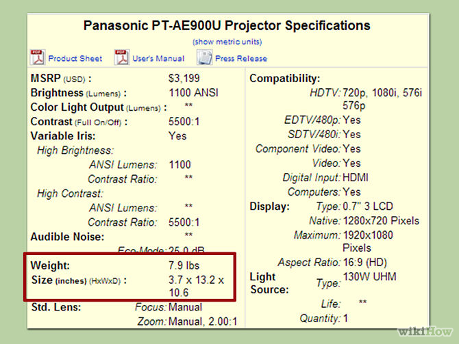 670px-Buy-a-Projector-Step-1