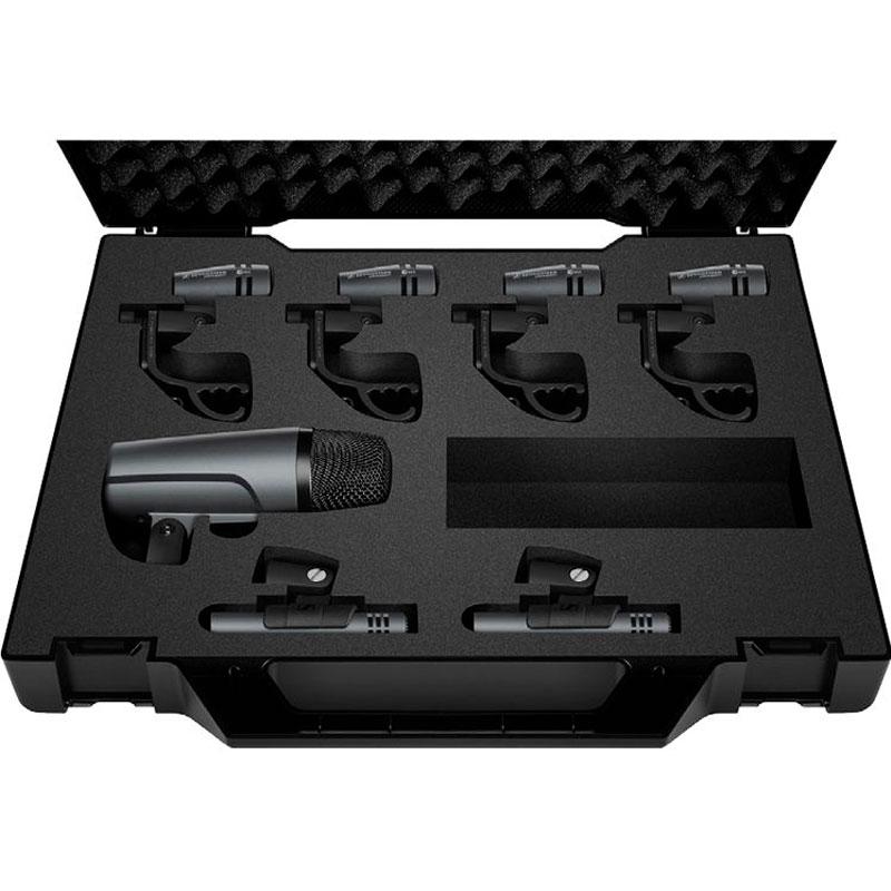 Sennheiser Drumkit600 Set De Micrófonos Para Batería