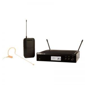 Shure BLX14R / MX53 Sistema Inalámbrico Con Micrófono De Diadema
